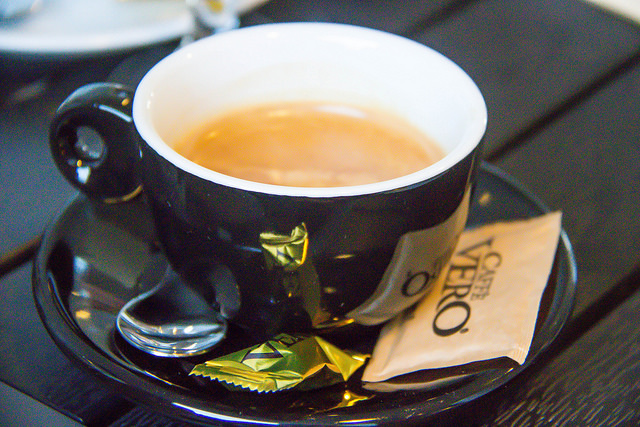 A cup of coffee | © Susanne Nilsson / Flickr