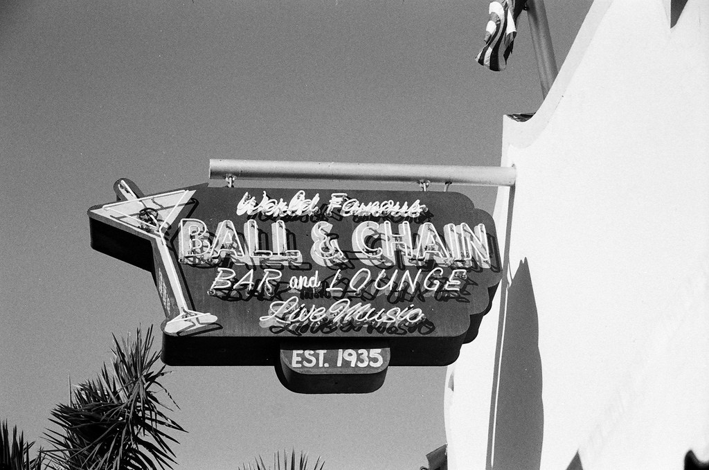 Ball and Chain | Phillip Pessar/Flickr