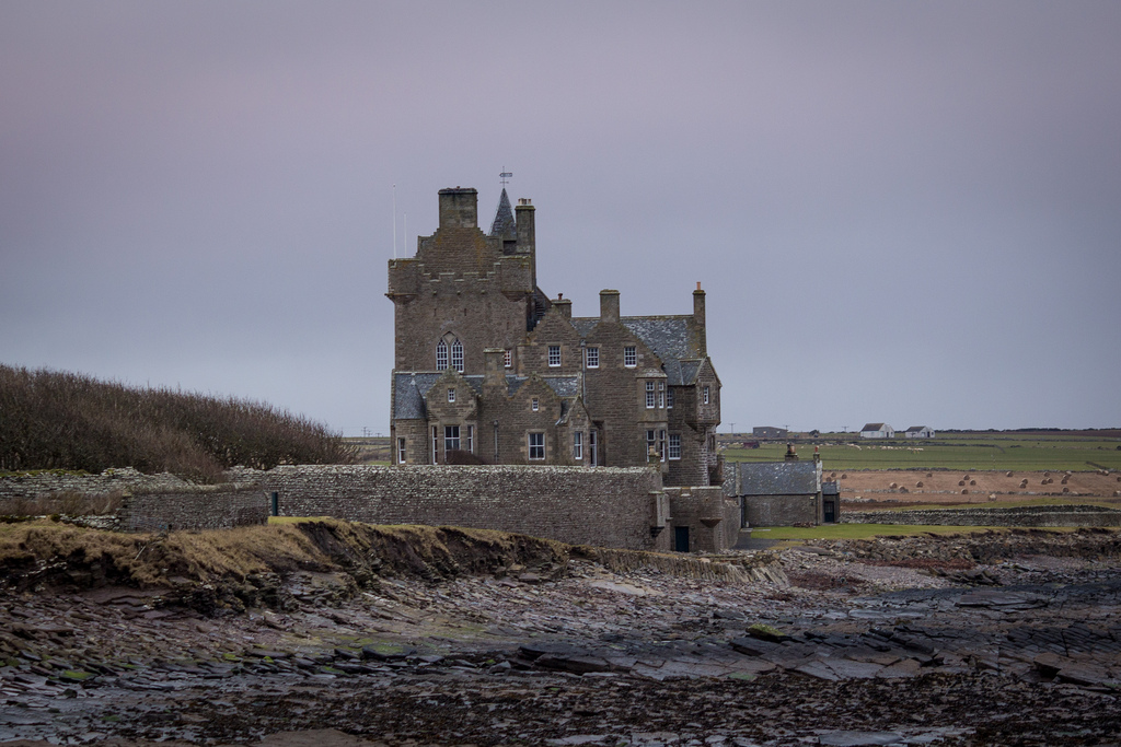 Ackergill Tower Hotel | © Rob Faulkner/Flickr
