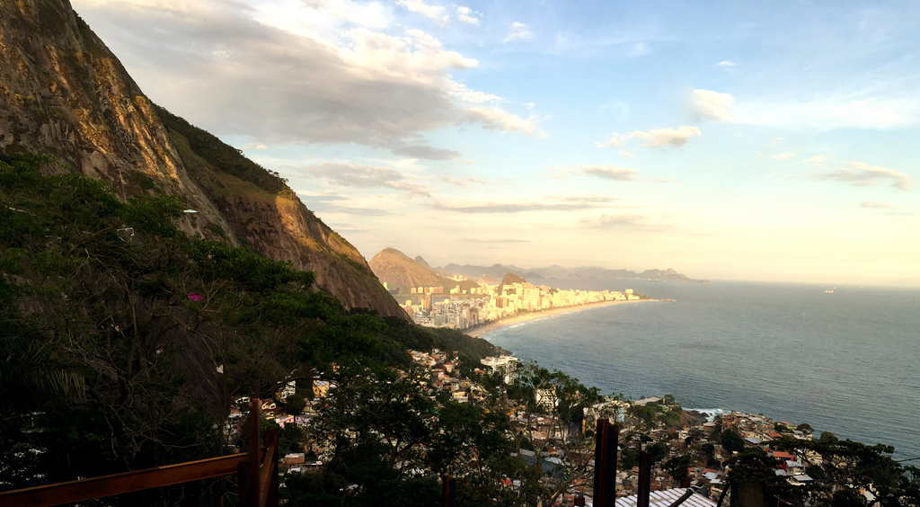 View from Alto Vidigal |© Rodrigo Soldon/Flickr