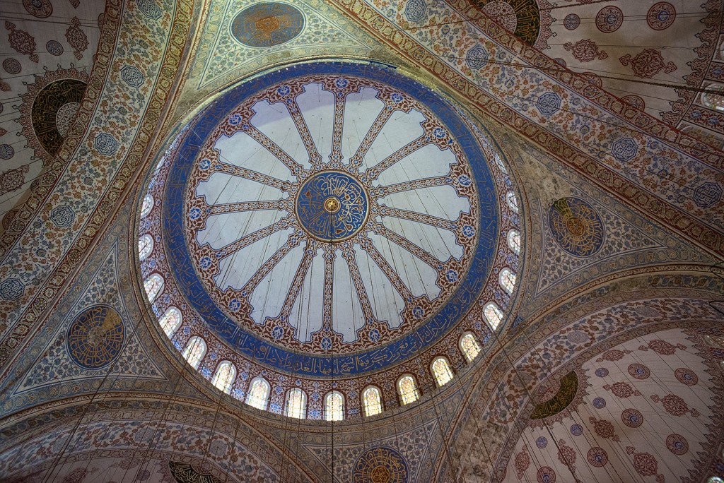 Blue Mosque | © Andrey/Flickr