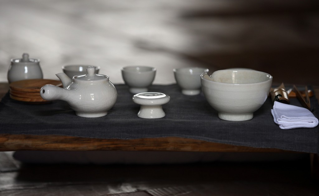 Tools for dado, or the Korean tea ceremony | © Jeon Han / Flickr