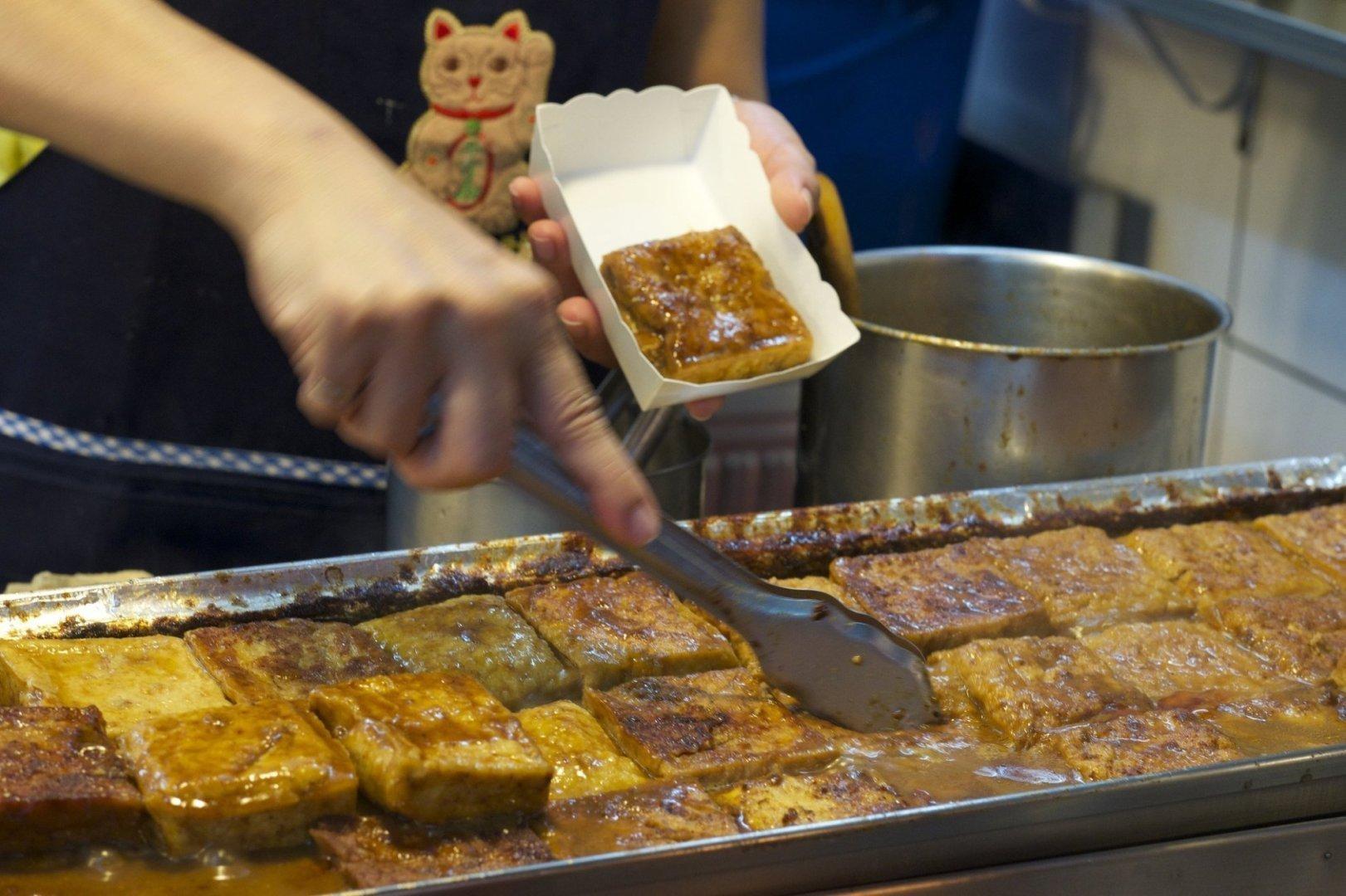 Stinky Tofu   ©Morgan Calliope/Flickr