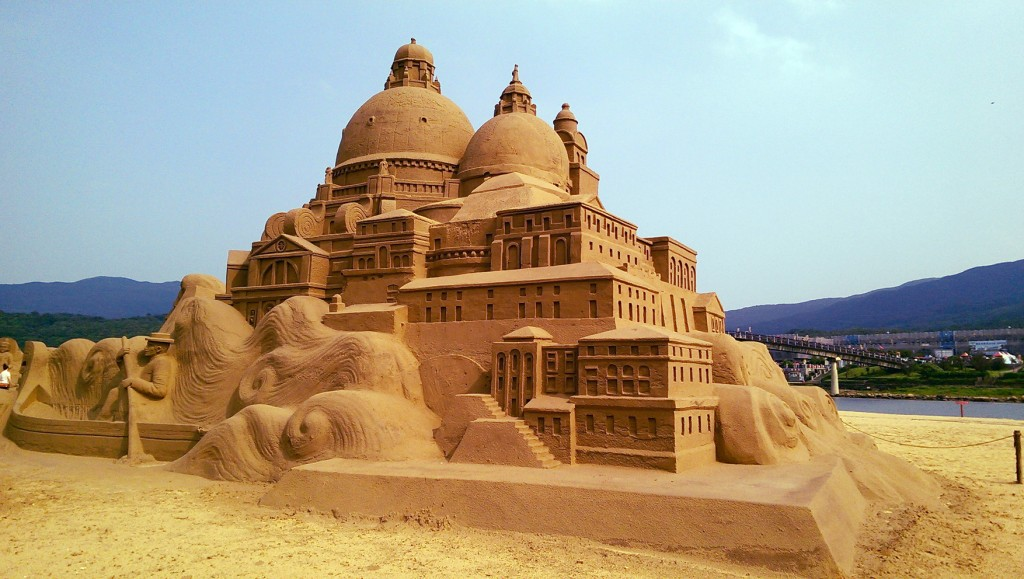 2014 Fulong Sand Sculpture Festival | © Fcuk1203