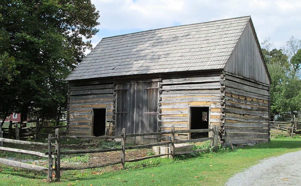 2014 Landis Valley Museum Building 3 Log Farm 1 | © Beyond My Ken/WikiCommons