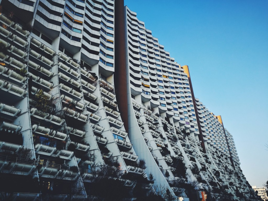 Social Housing complex Alt-Erlaa | © Andrew Lloyd / Andrew Lloyd