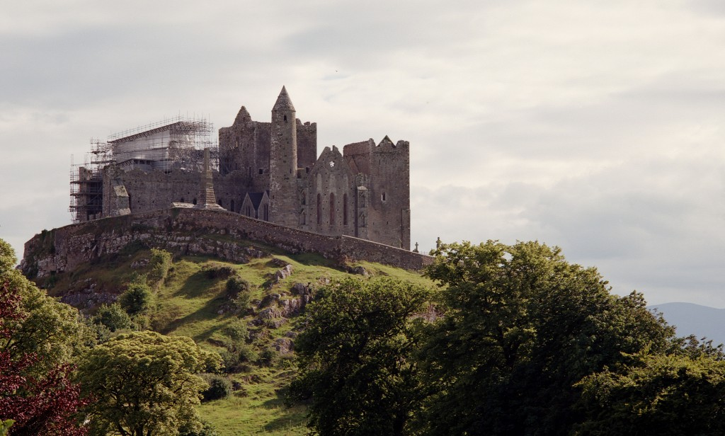 The Rock of Cashel | © Rob Hurson/Flickr