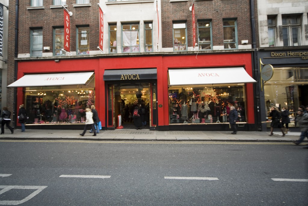 The Avoca Store on Dublin's Suffolk Street | © William Murphy/Flickr