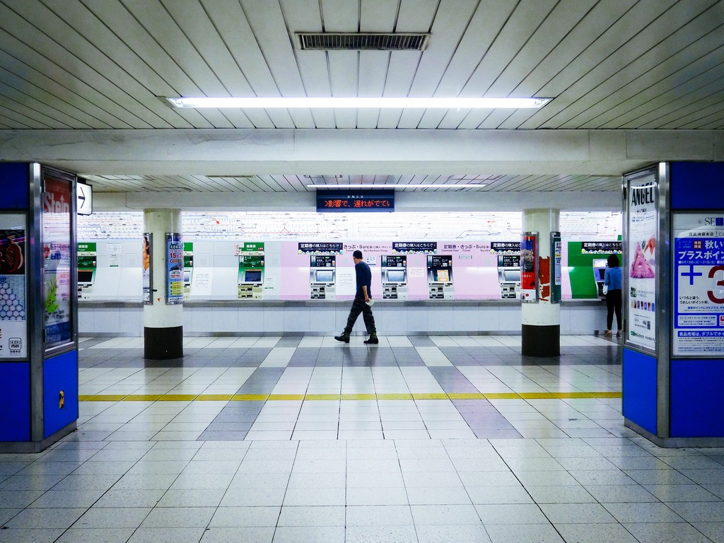 Ikebukuro Station | © Dick Thomas Johnson / Flickr