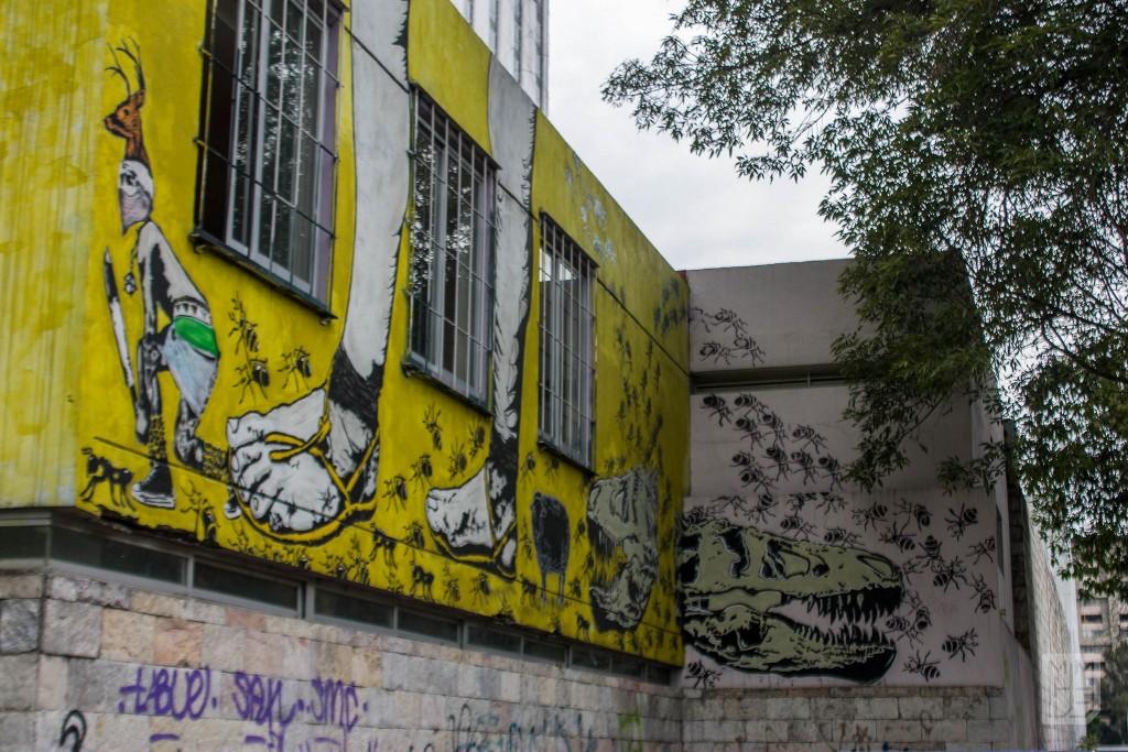 In the Cuauhtémoc region of Mexico City, 2016 | © Alejandro Forero Cuervo/Flickr