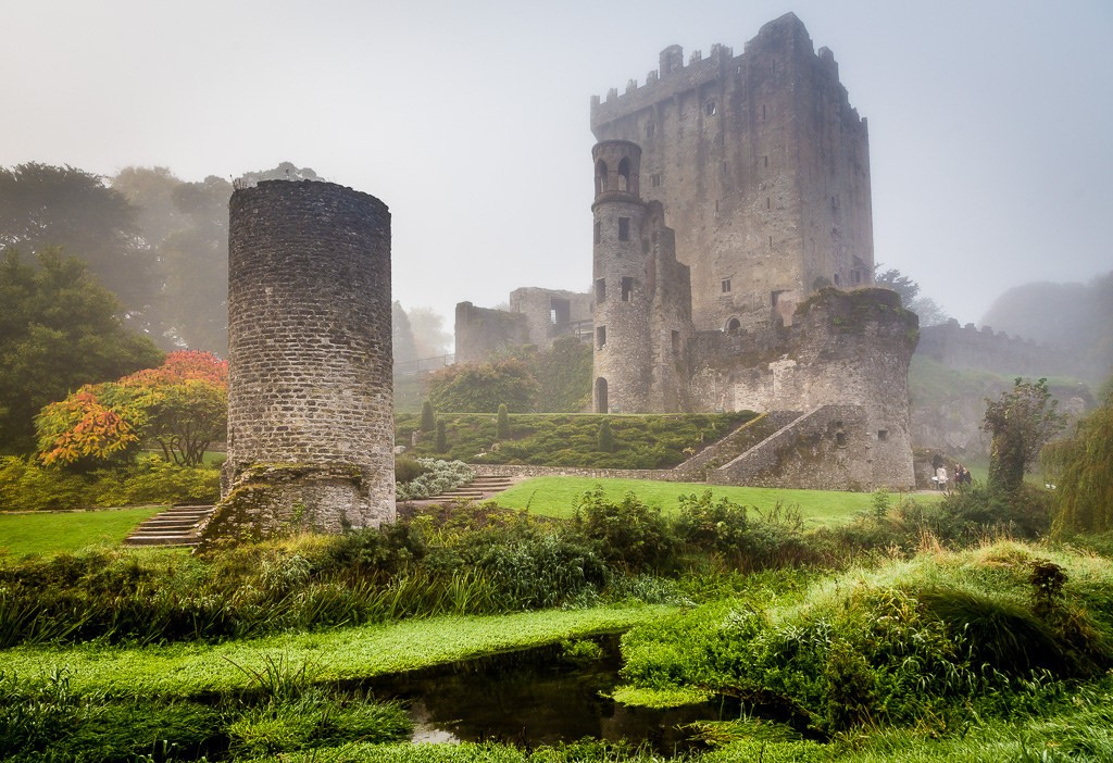 Blarney Castle, built by a branch of the MacCarthy dynasty | © Donncha O Caoimh/Flickr
