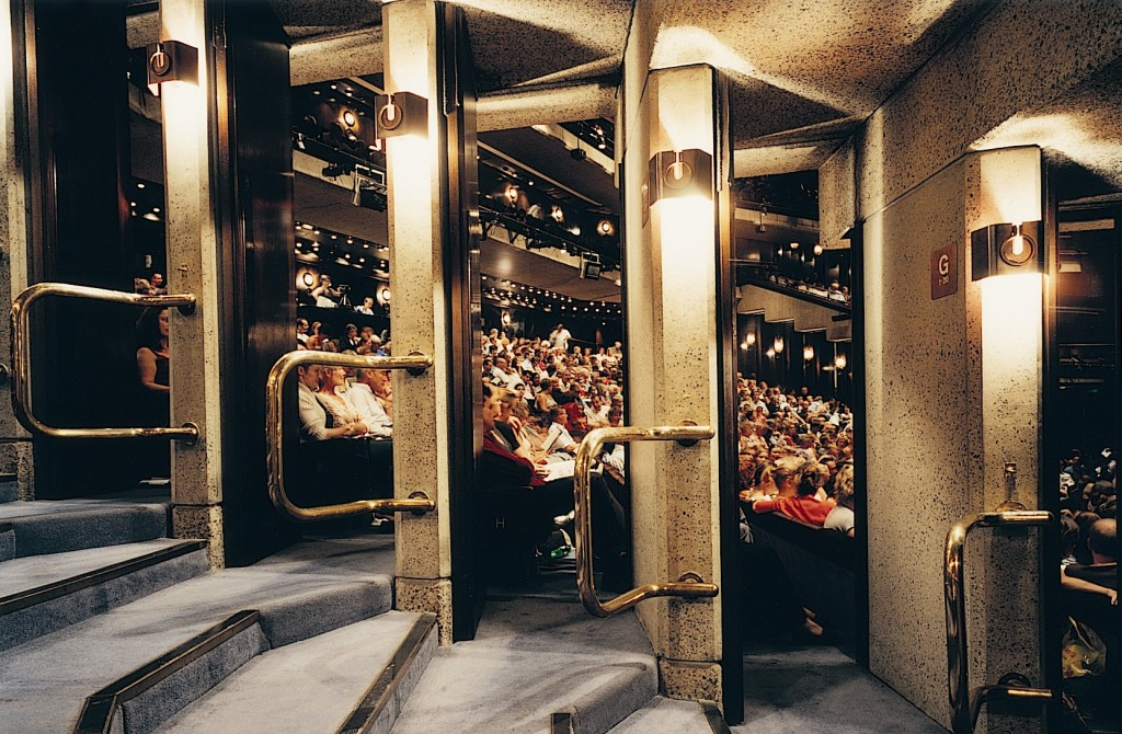 Barbican Theatre. Photo: © Steff Langley