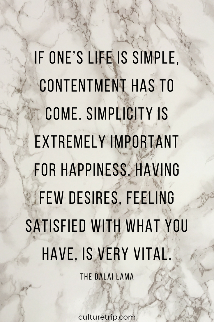 Quotes About Whats Important In Life Thoughtprovoking Quotes On Minimalism That Will Inspire You To