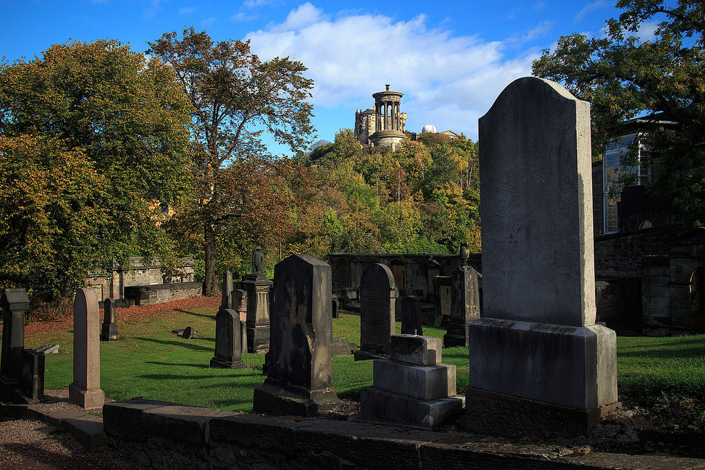 Old Calton Burial Ground | © shipley43/Flickr