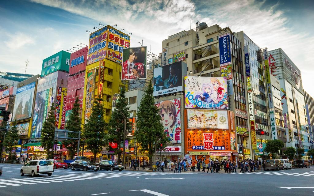 Akihabara   © Paul Bourke / Flickr