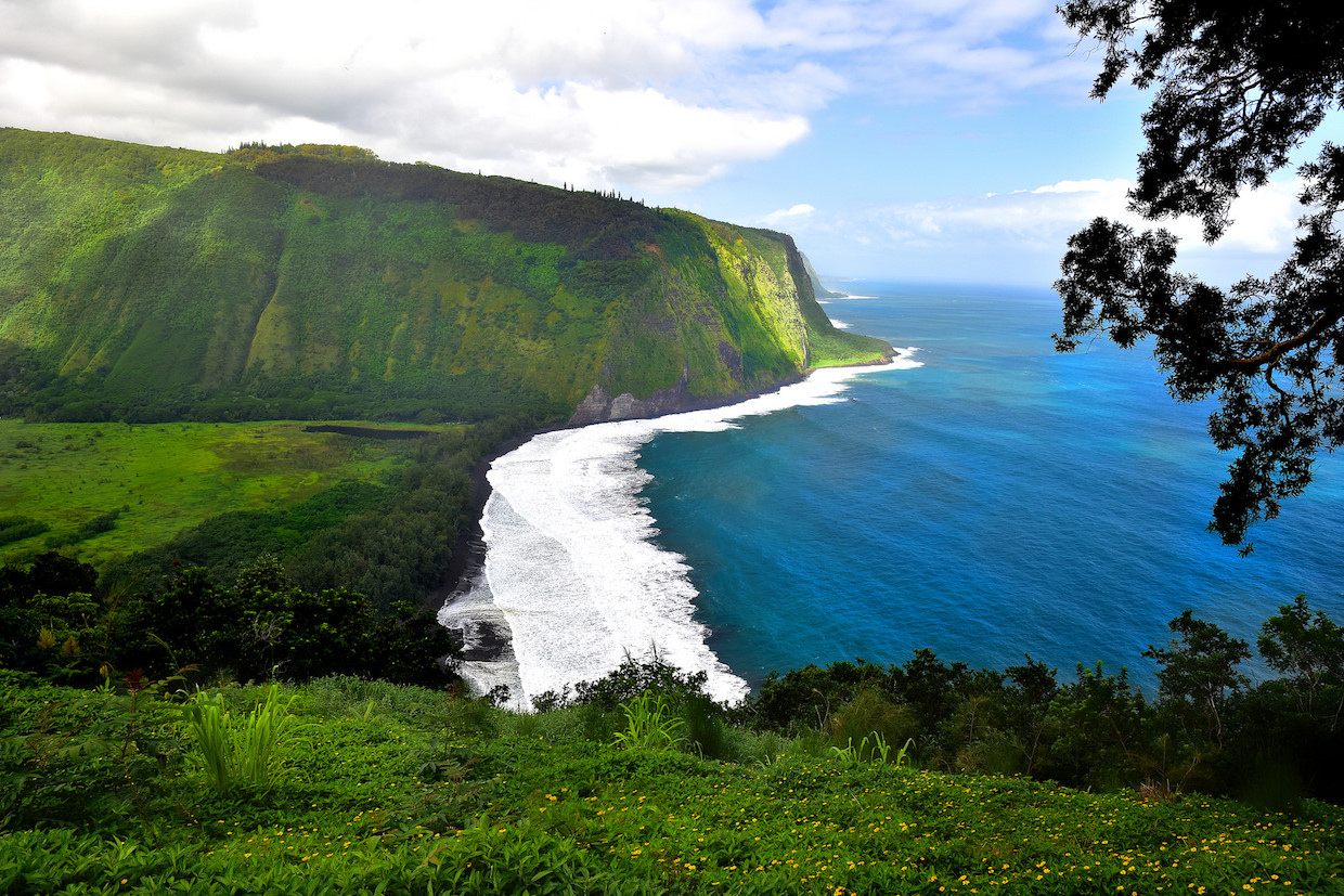 Waipio Valley | © E Palen/Flickr