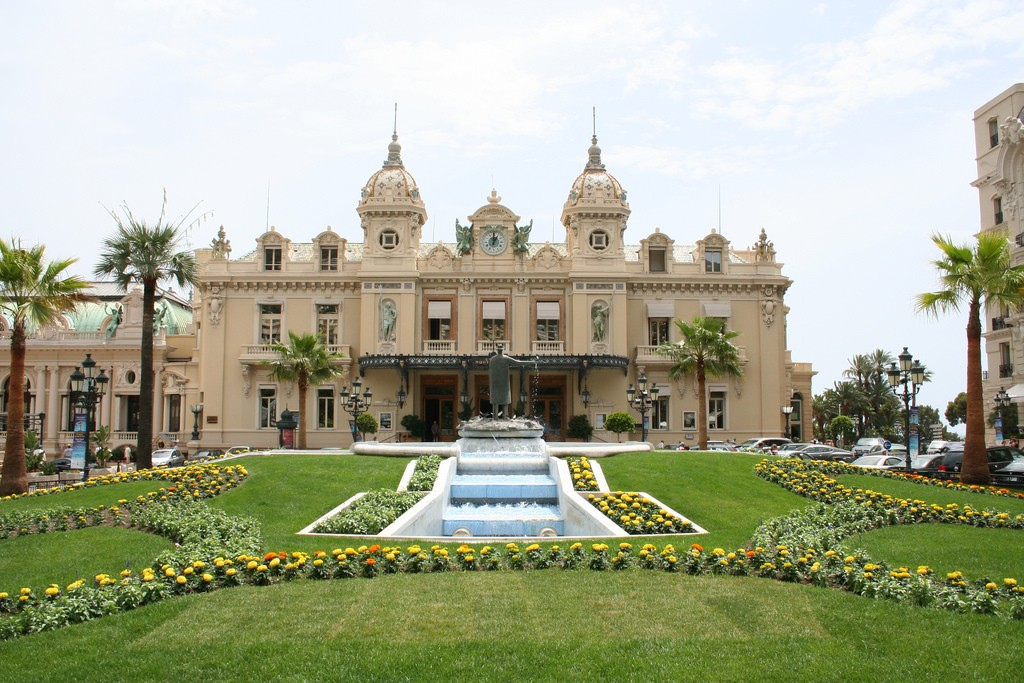 The casino in Monte Carlo in 2006 | © Hakan Dahlström/flickr