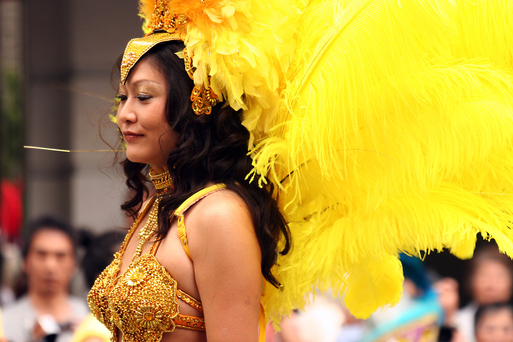 Traditional samba wear | © OiMax