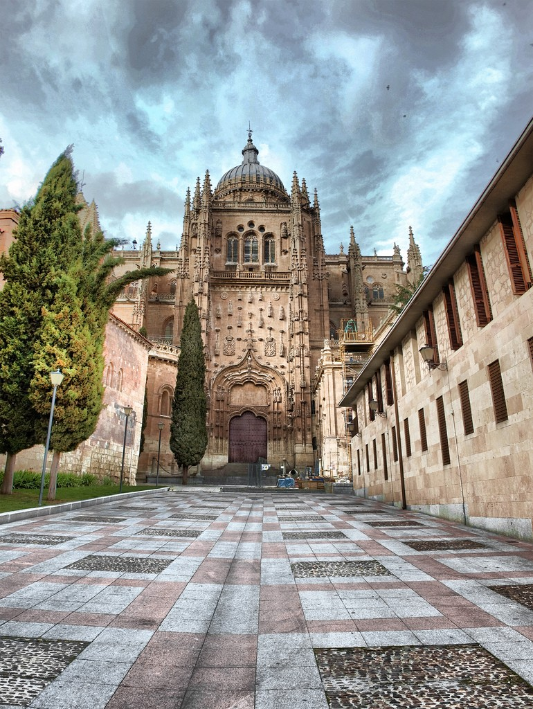 View of the Cathedral of Salamanca | © S. Hoya/Flickr