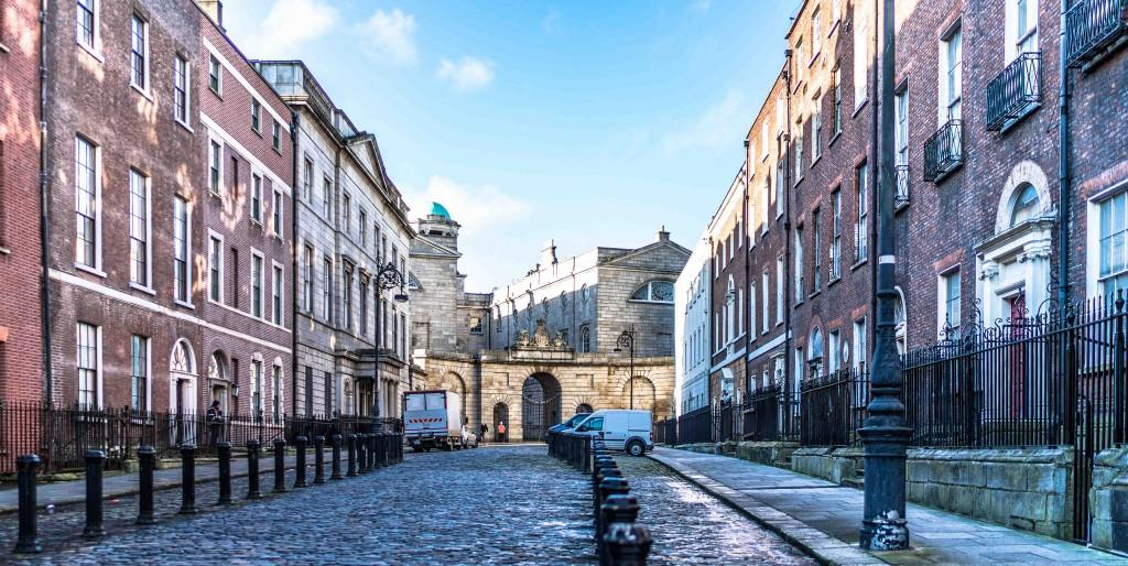 Henrietta Street, North Dublin | © William Murphy/Flickr