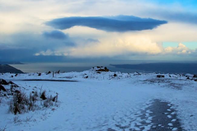 Belfast Lough from Divis Mountain | © Philip McErlean/ Flickr