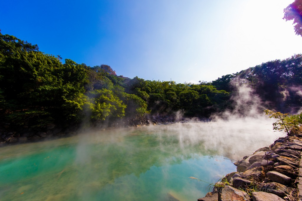 Thermal spring in Beitou | © Charles Luk / Flickr