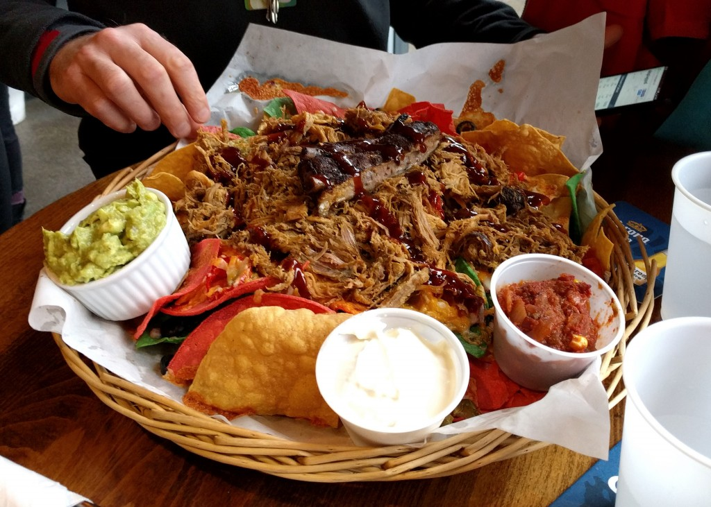 The Nachos at Dusty's © Ruth Hartnup / Flickr