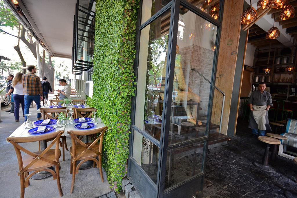 Restaurant, Condesa | © Alejandro/Flickr