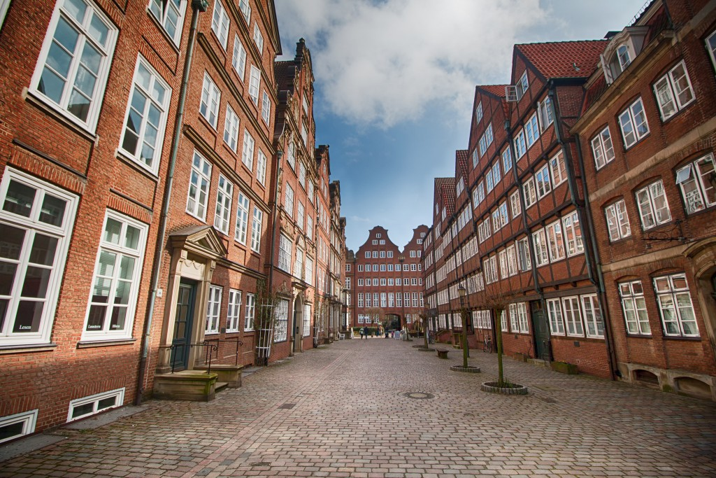 Peterstrasse Hamburg