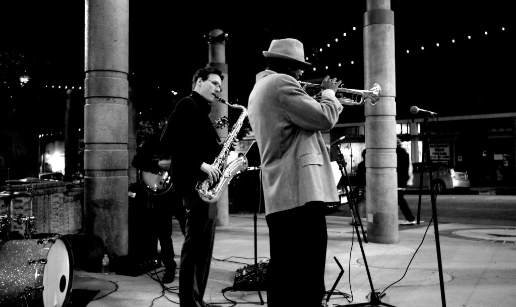 Late Night Jazz Players