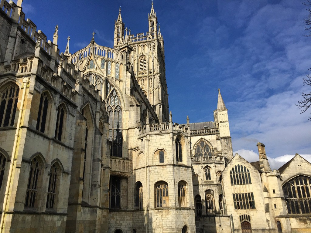 Gloucester Cathedral   ©Kathryn Yengel/Flickr
