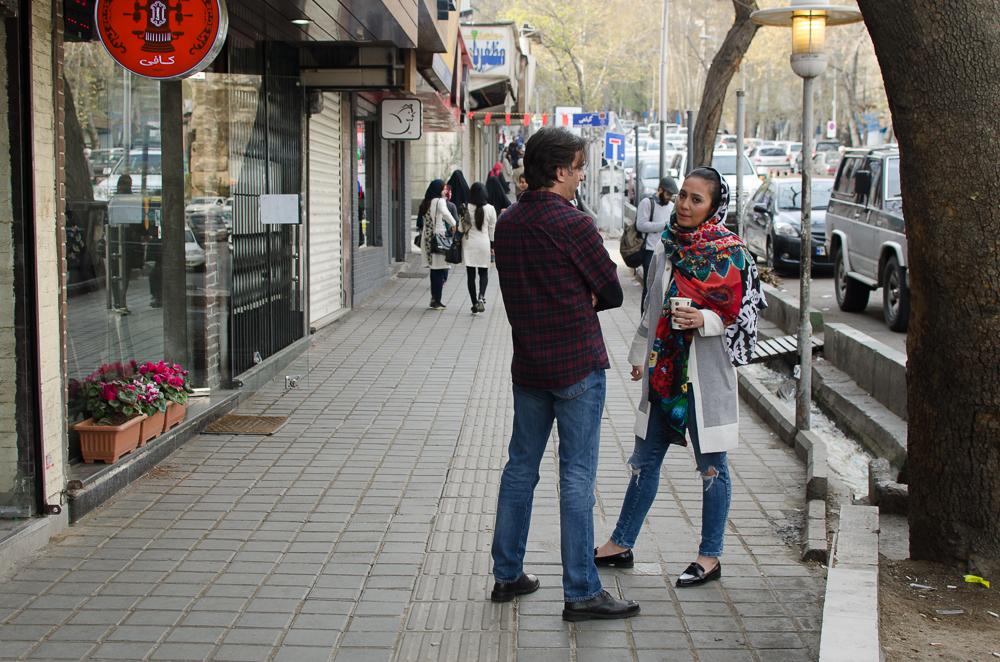 Typical syle in Tehran   © Kamyar Adl / Flickr