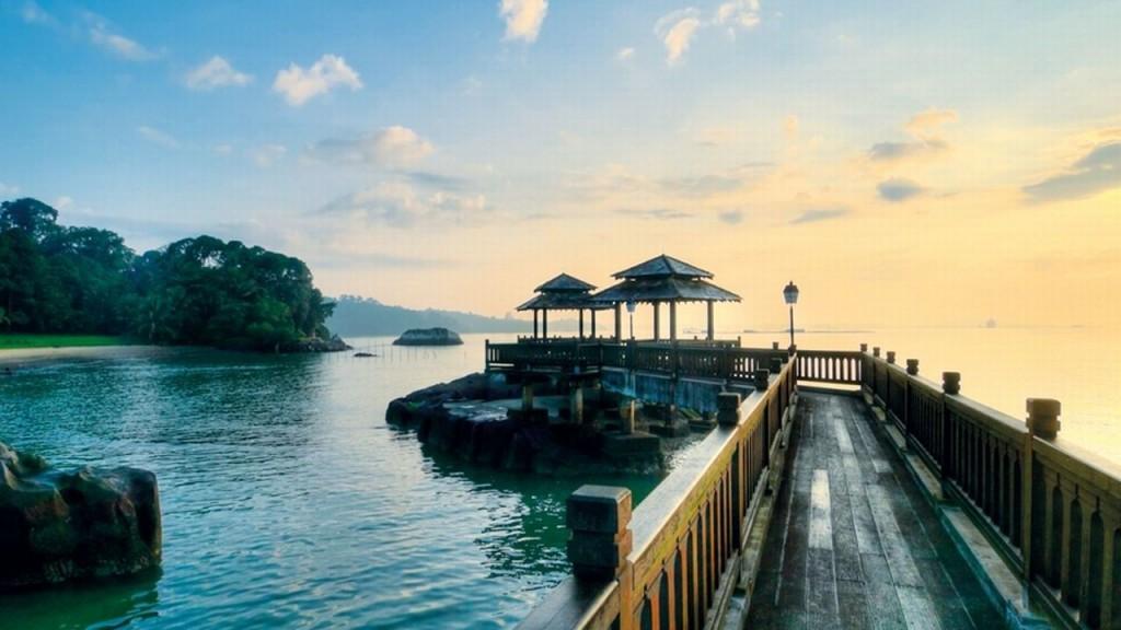 Pulau Ubin is home to Singapore's last remaining traditional village © celebrityabc/Flickr
