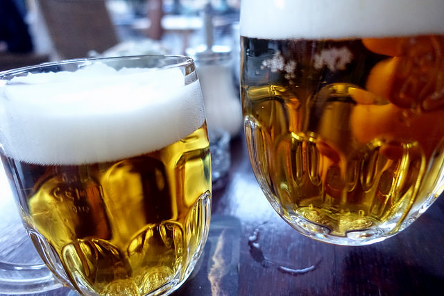 Traditional Czech beer | ©Kostas Limitsios / Flickr