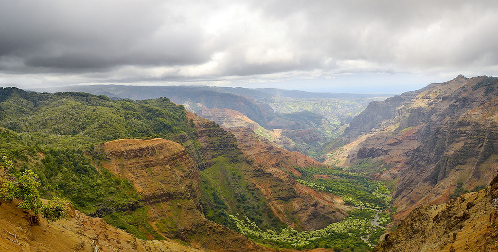 10 Waimea Canyon | © Miguel Vieira/Flickr