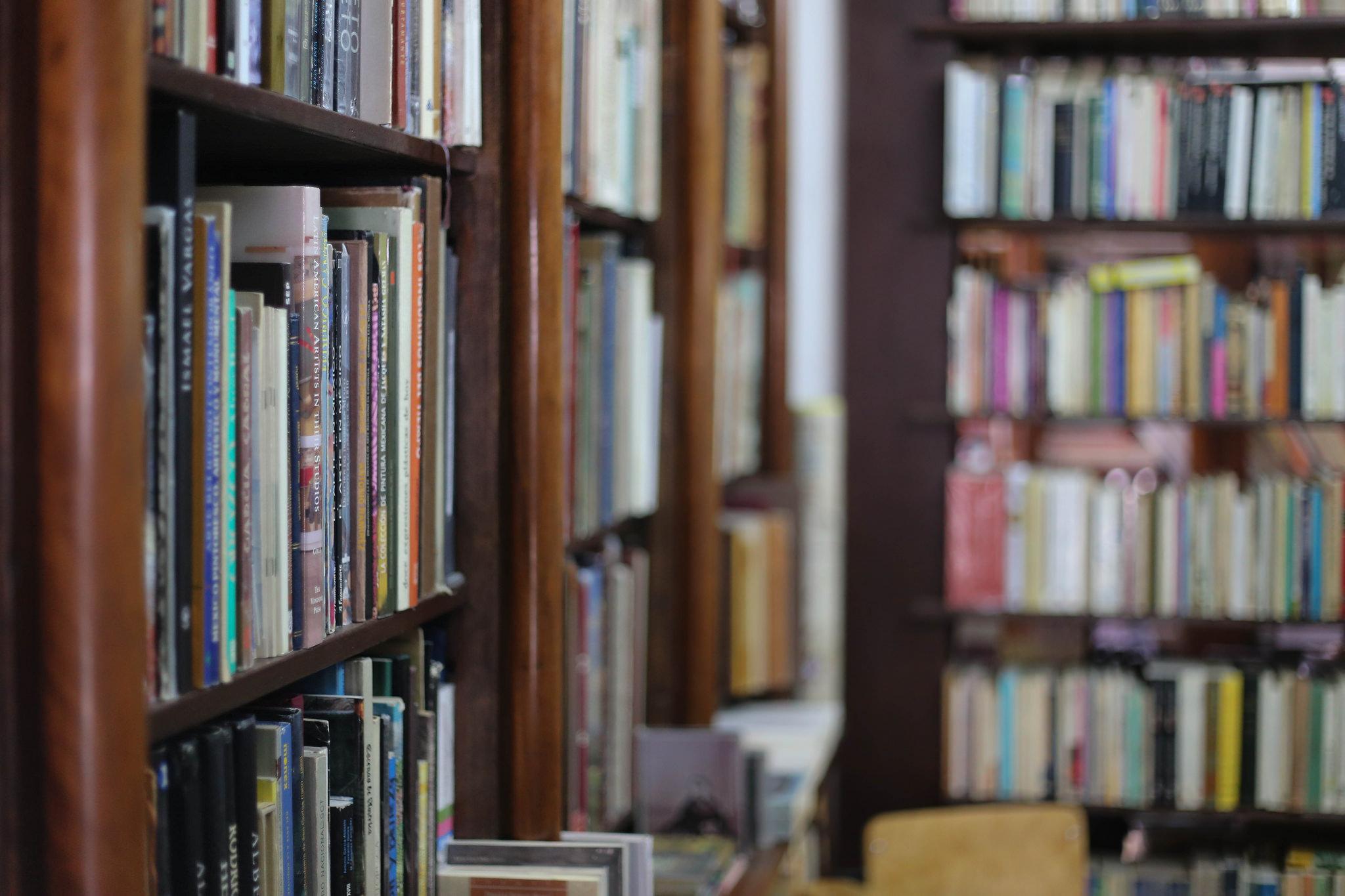 Shelves | © Paul Sableman/Flickr