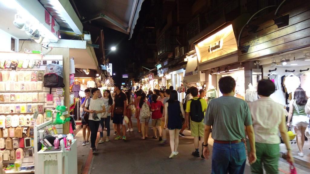 Shida Night Market | © Tzuhsun Hsu