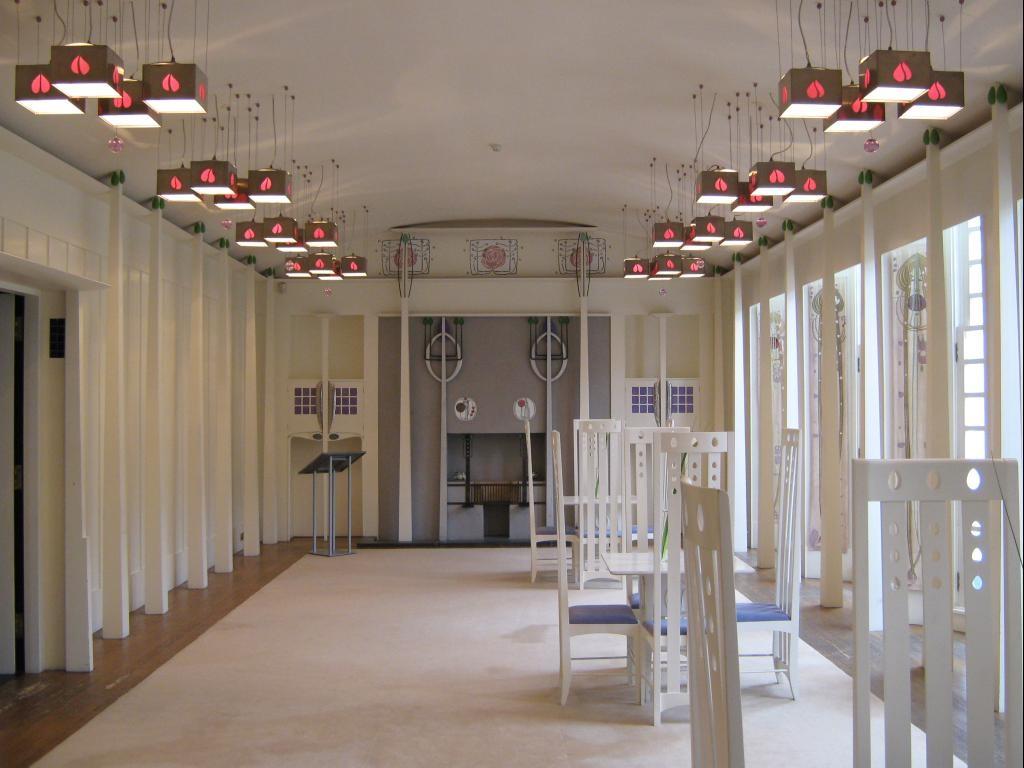 Music Room At House For An Art Lover | © marsroverdriver/Flickr