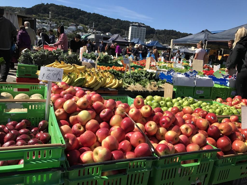 Harbourside Market in Wellington | © Masa Osada/Flickr