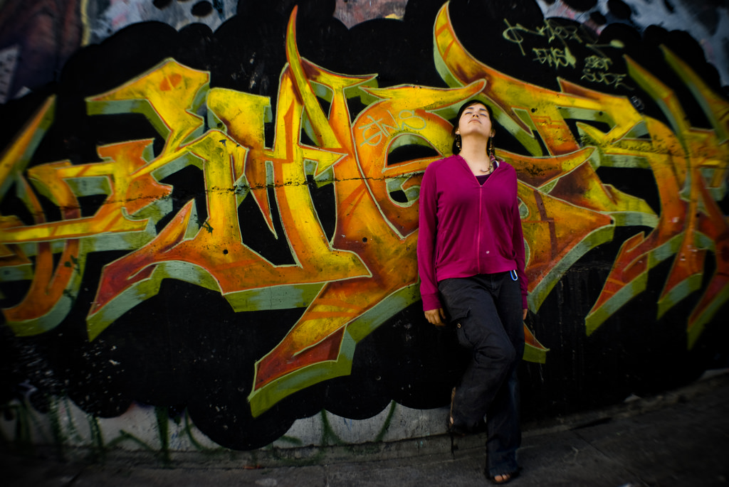 Street art | © Eneas De Troya/Flickr