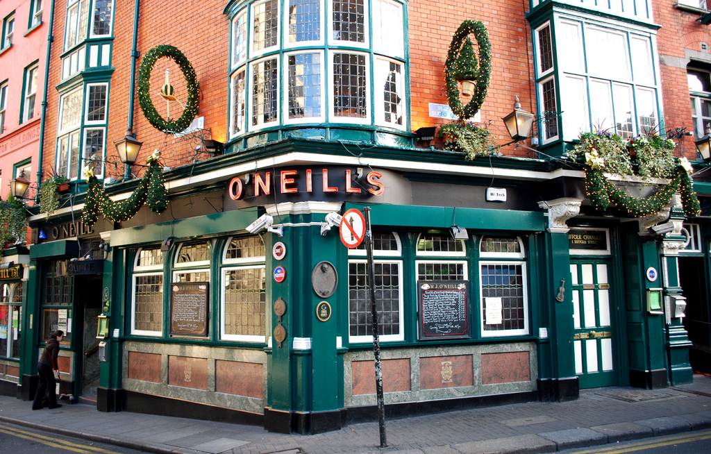 O Neill S Irish Pub And Kitchen