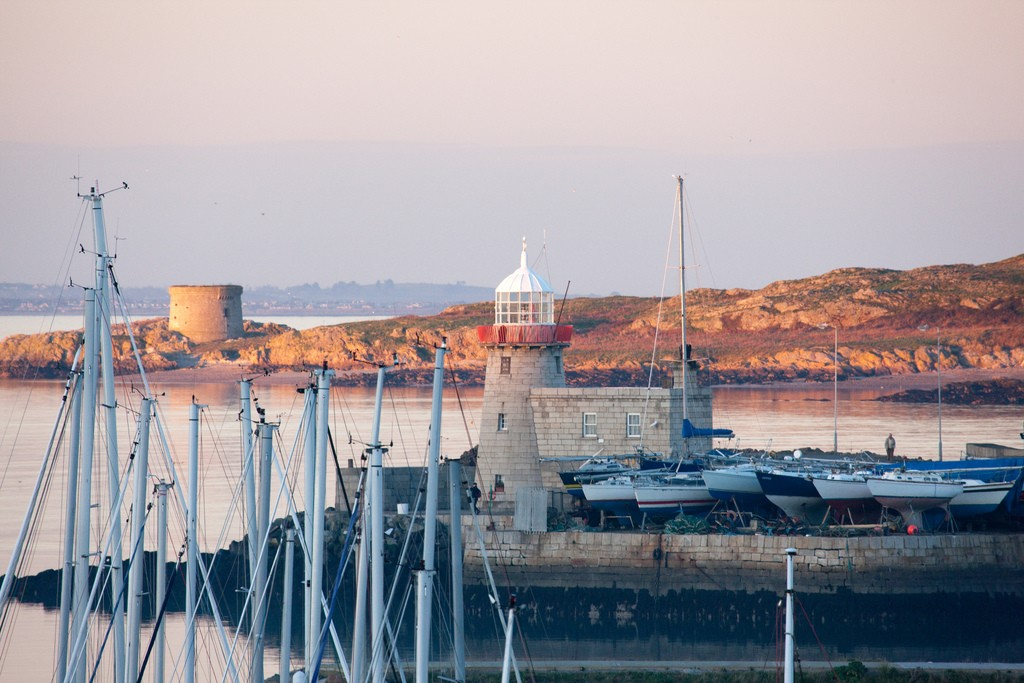 Howth Harbour | © William Murphy/Flickr