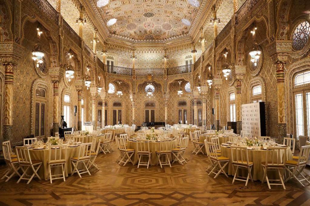 Palácio da Bolsa, Porto   © US Embassy Lisbon Portugal/ Flickr