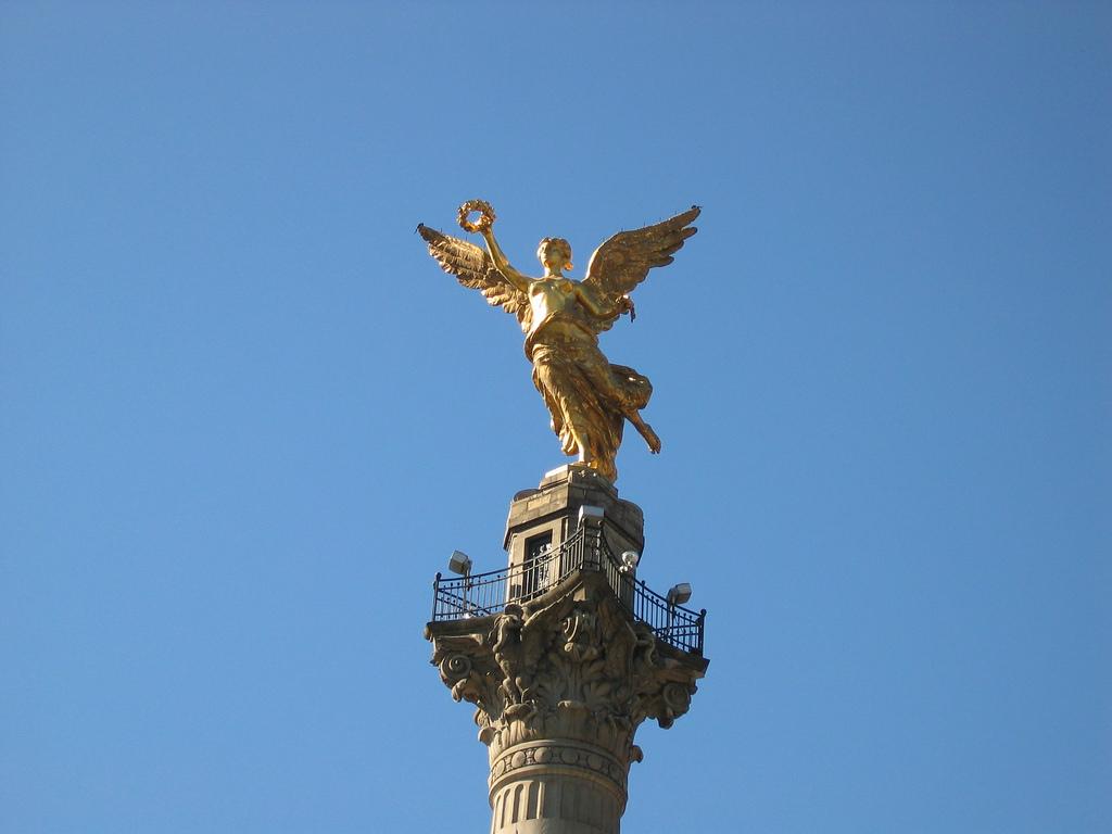Ángel de la Independencia | © Omar/Flickr