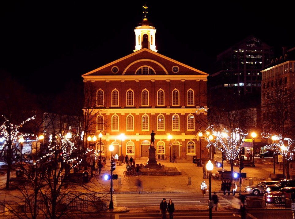 Faneuil Hall Boston | © Tony Fischer / Flickr