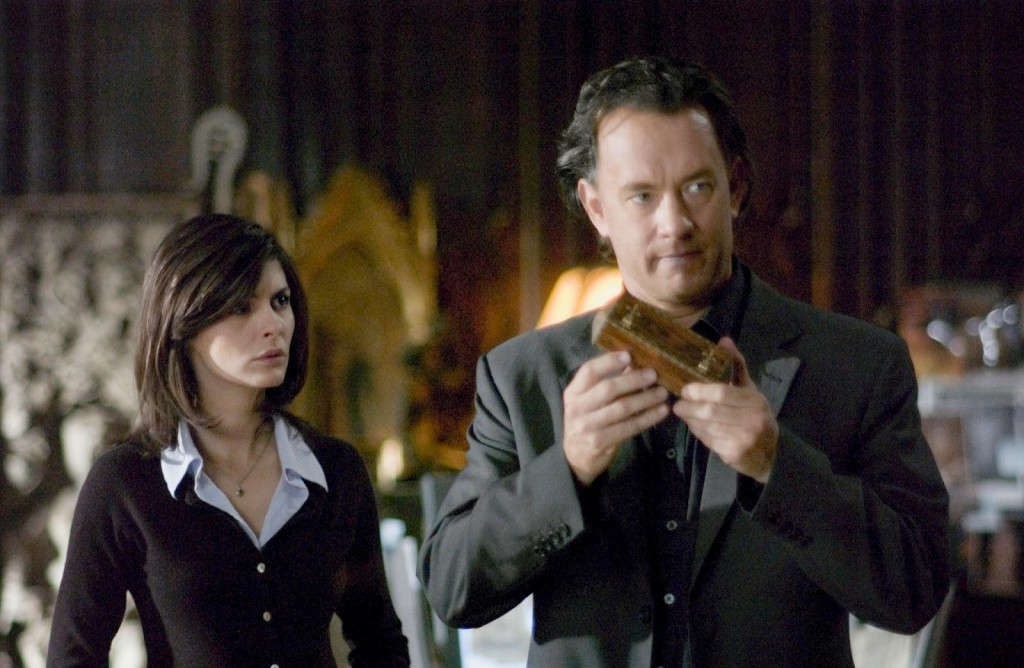 'The Da Vinci Code'   Courtesy of Sony Pictures