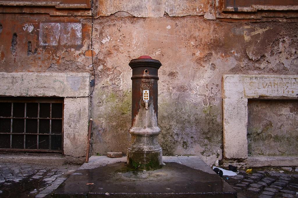 Roman nasone |© zakmc/Flickr