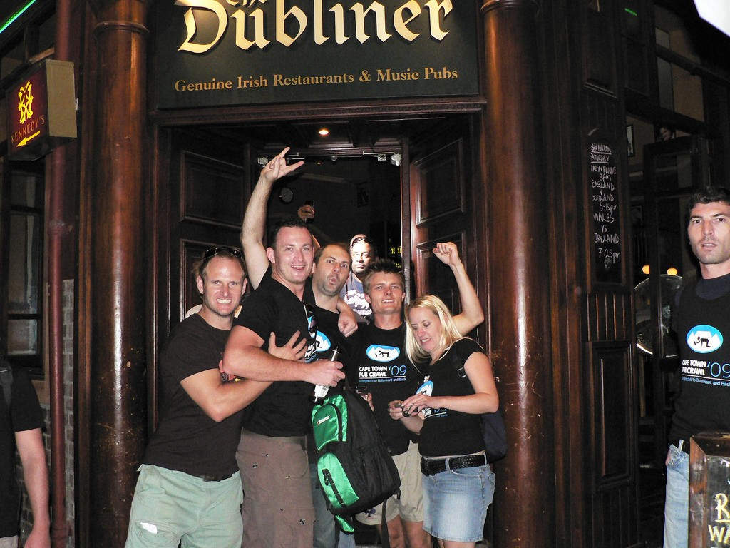 The Dubliner at Kennedy's © Vaughan Leiberum/Flickr