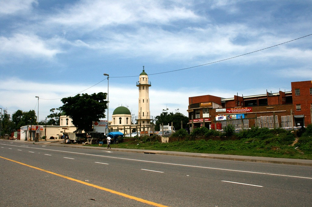 Cato Manor in Durban is a historic Indian township|© Niall McNulty/Flikr