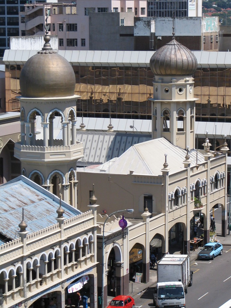 The Grey Street Musjid in Durban's CBD is the largest in the Southern Hemp